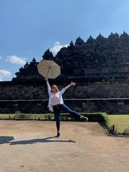 Borobudur Jogjakarta Indonesia 2021
