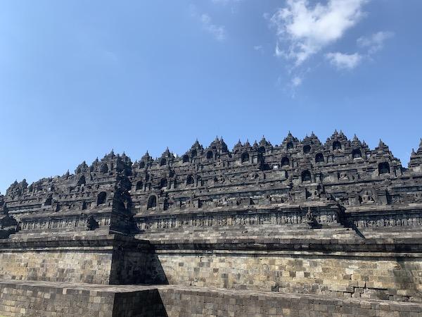 Borobudur UNESCO Heritage Site