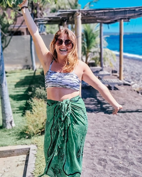 Amed Bali Beach Sarong