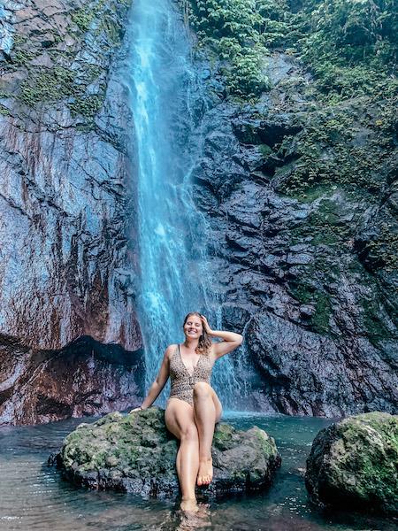 Waterfall Hunting in Sidemen Bali Indonesia