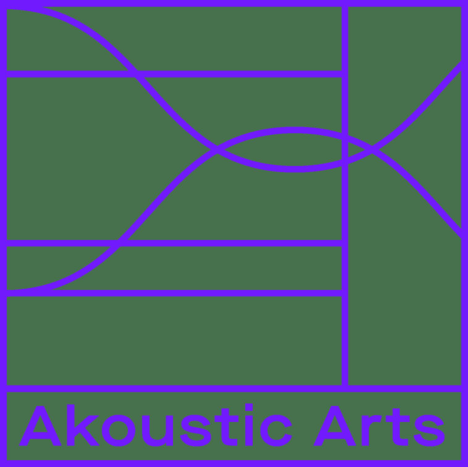 Logo Akoustic arts