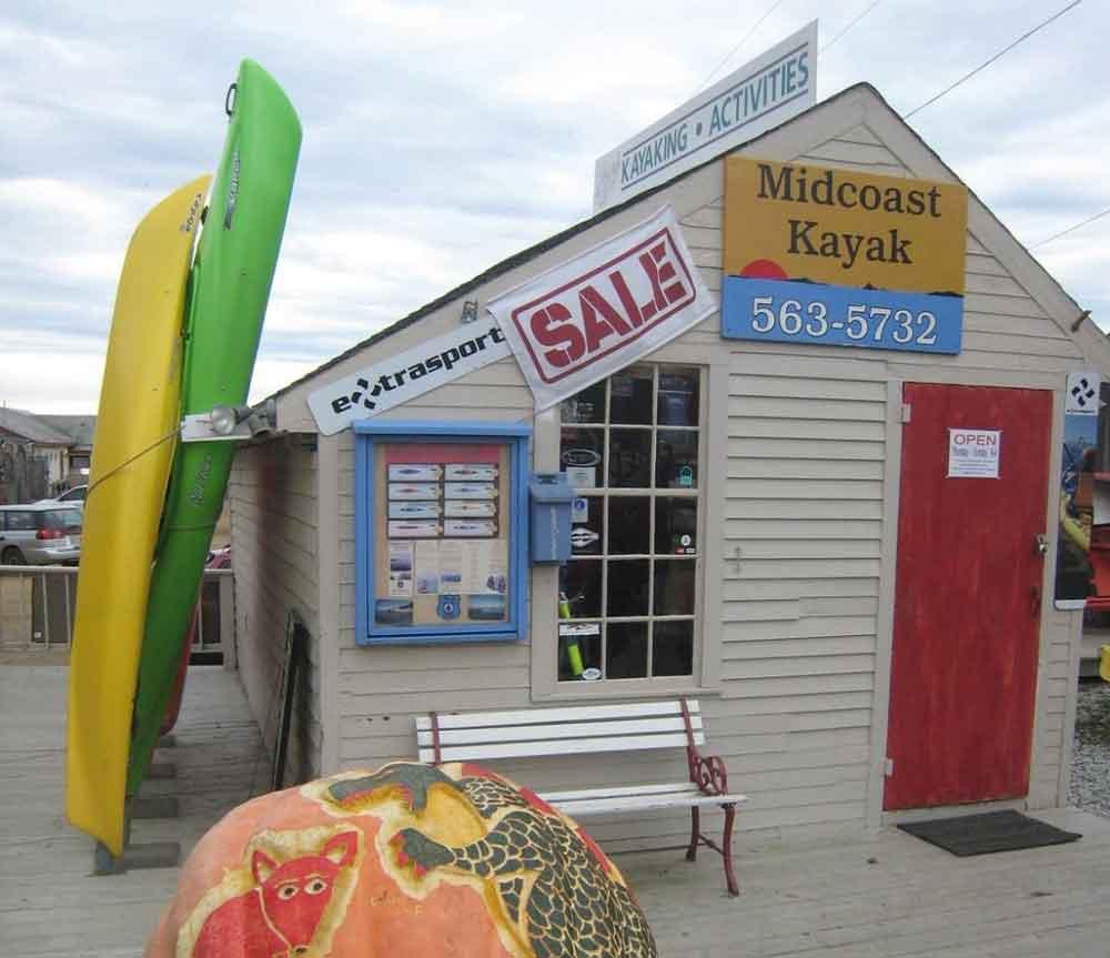 Midcoast Kayak