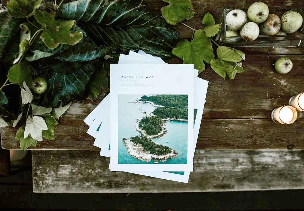 Maine the Way: Issue 07 - Ocean's Event