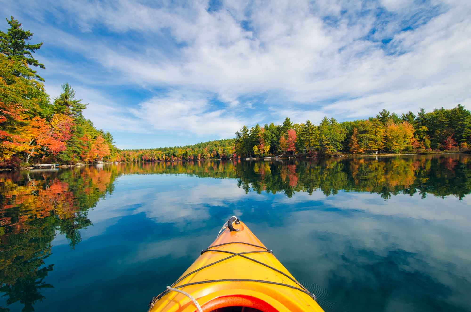 Exploring the islands and waterways of Maine by kayak or paddleboard is an amazing experience!