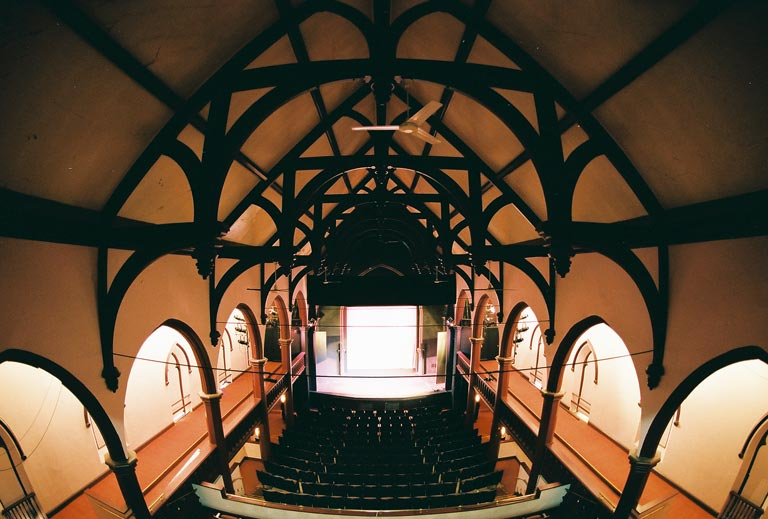 The Chocolate Church