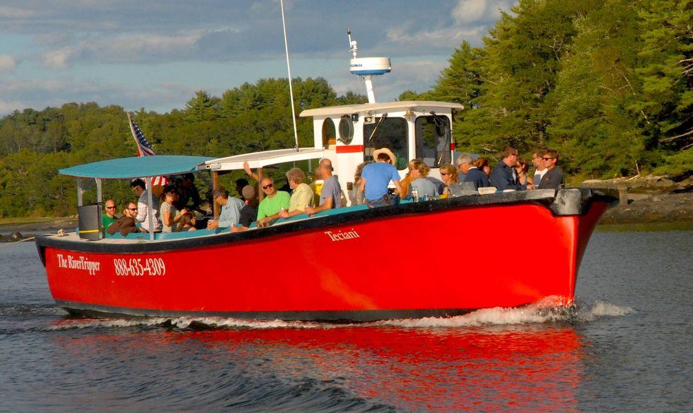 Damariscotta River Cruise