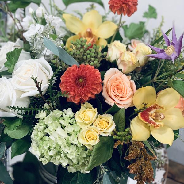 Farmhouse Floral