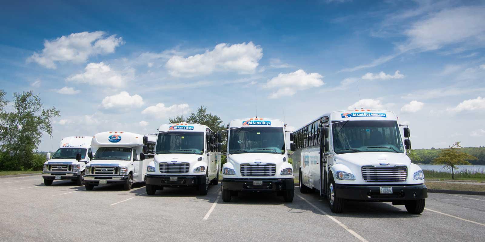 Maine Bus Rentals