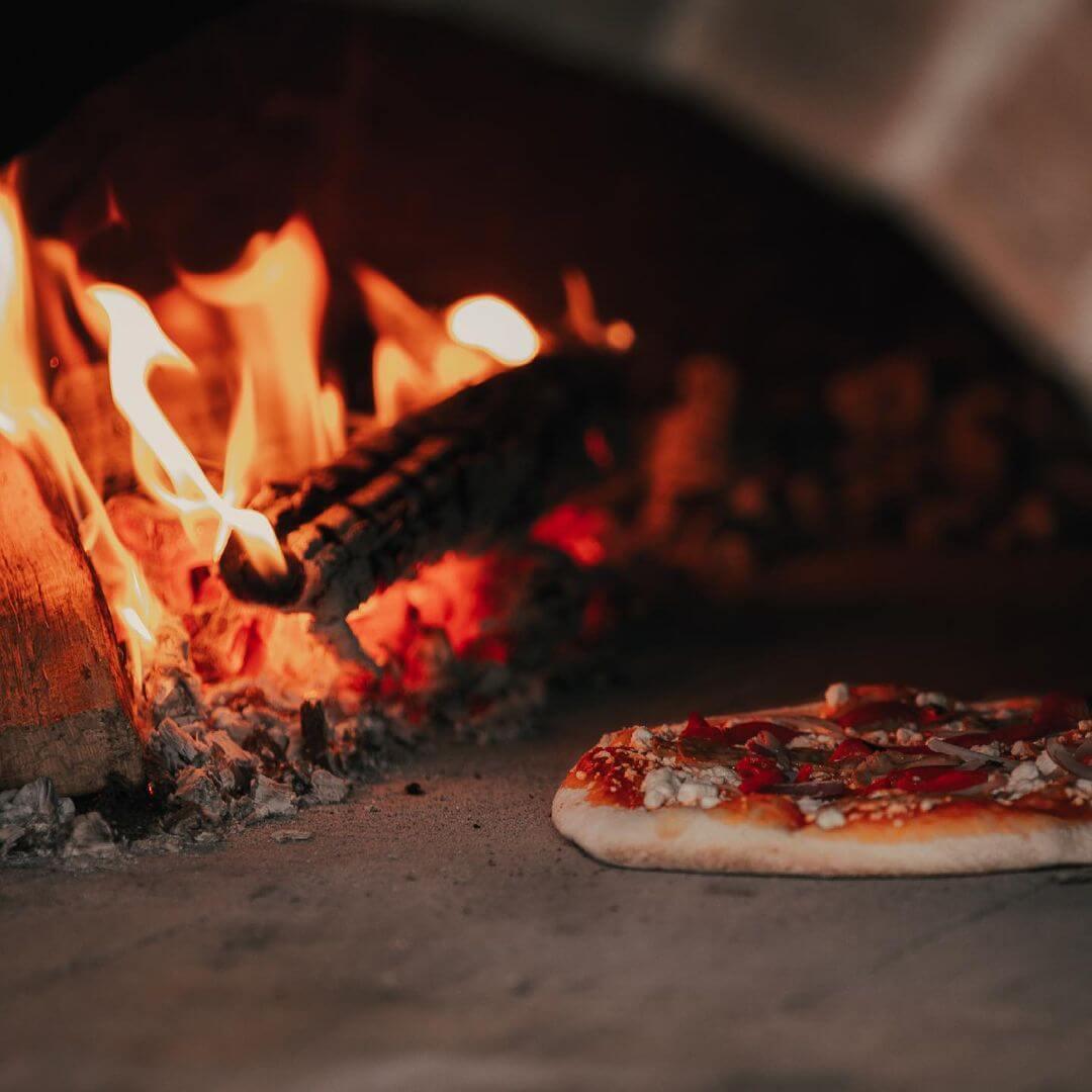 Wood Fire Pizza Night