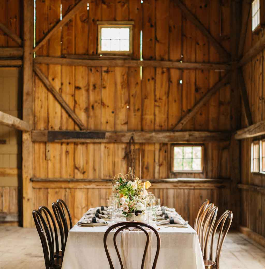 Wedding venue at the Squire Tarbox Inn