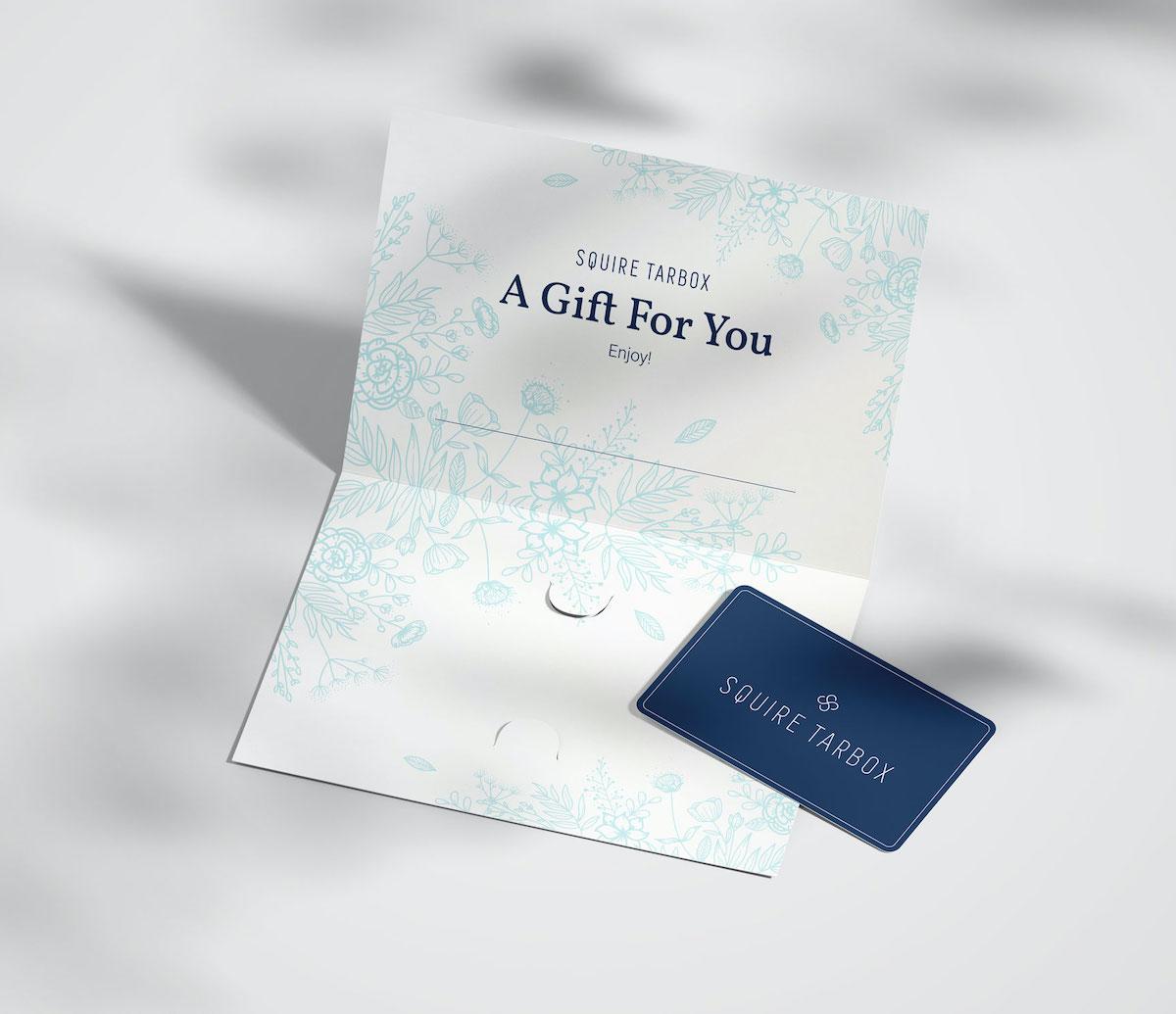 Squire Tarbox Inn gift card