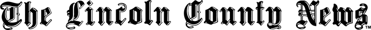 The Lincoln County News logo