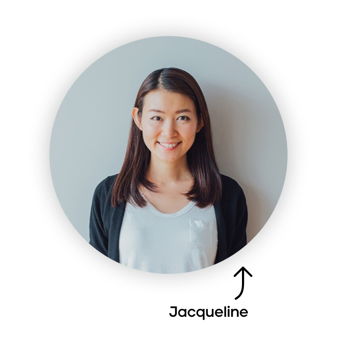 Jacqueline the user