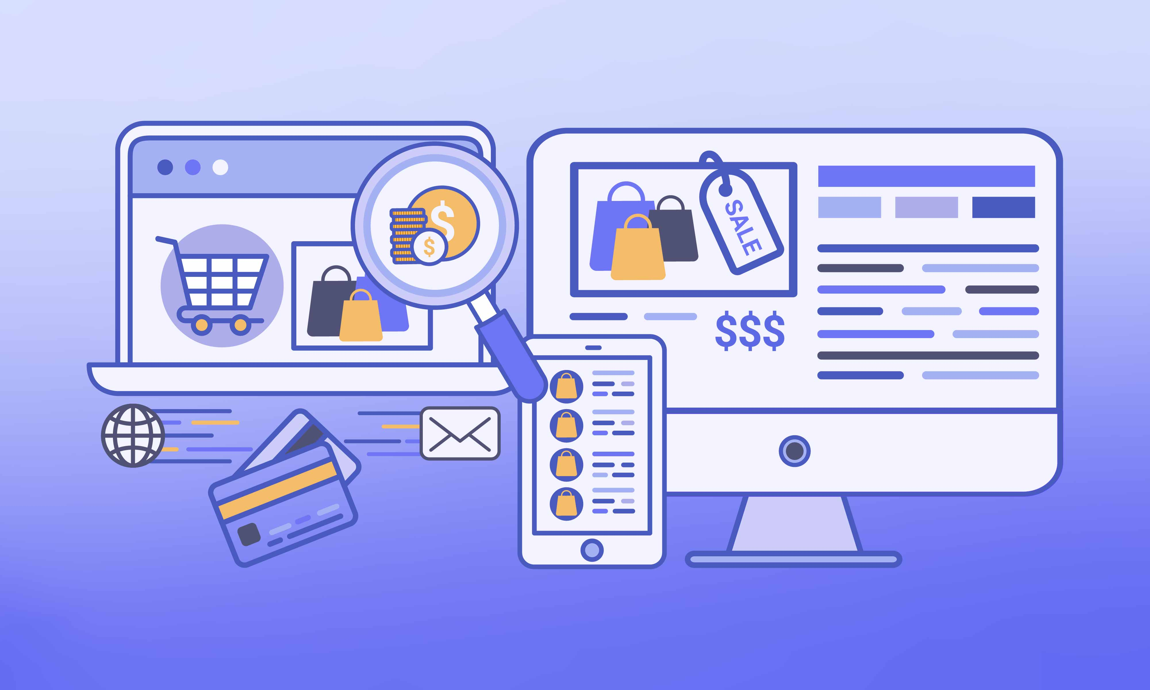 7 Ways Web Scraping Helps Your E-Commerce Business