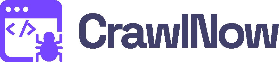 CrawlNow logo - Web Scraping Service, Web Data at Scale
