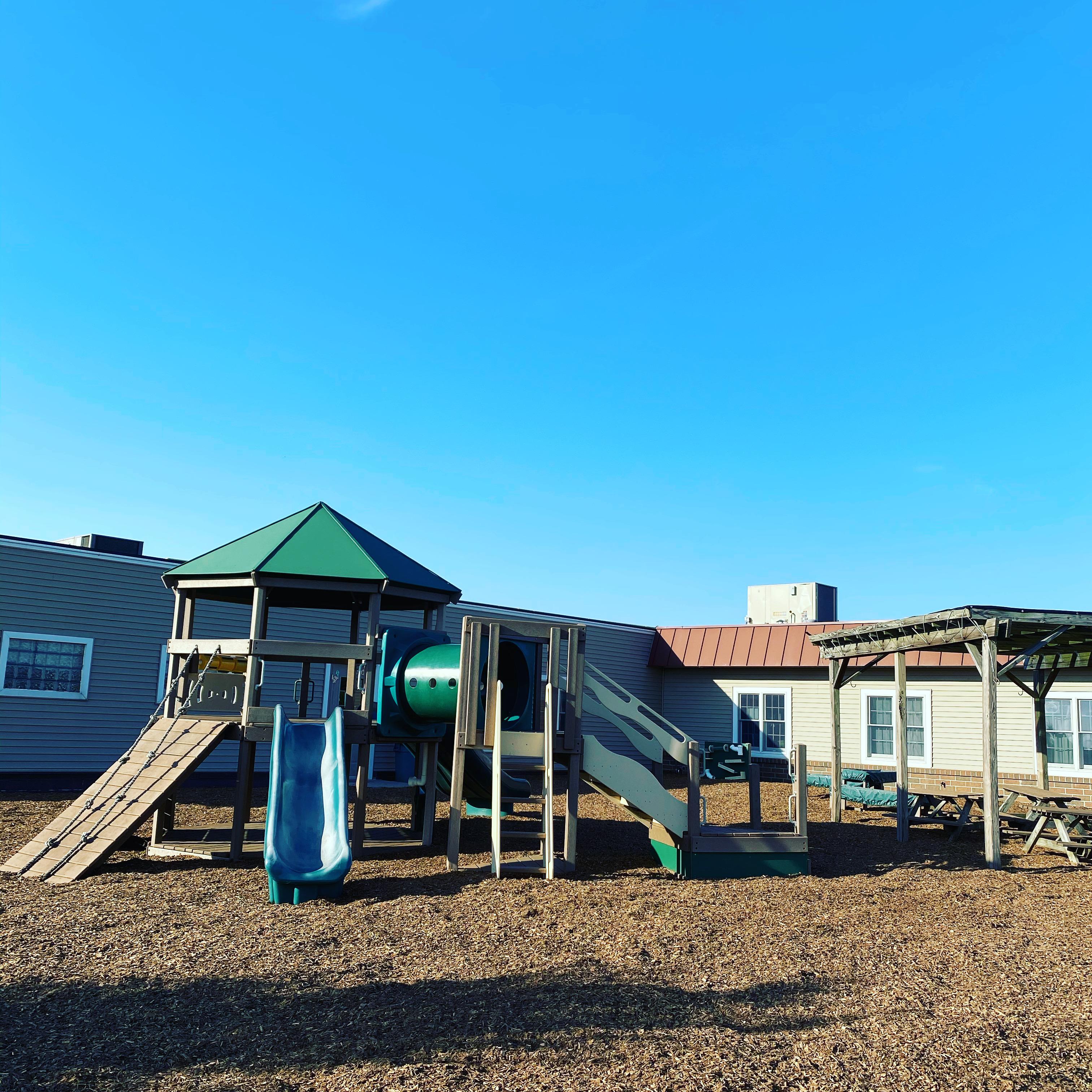commercial landscape Owens Community College