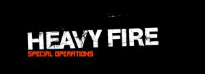 Heavy Fire logo