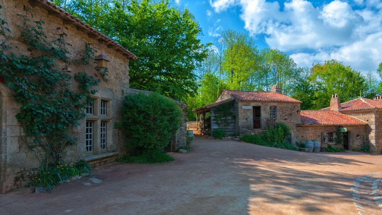 Village XVIIIème