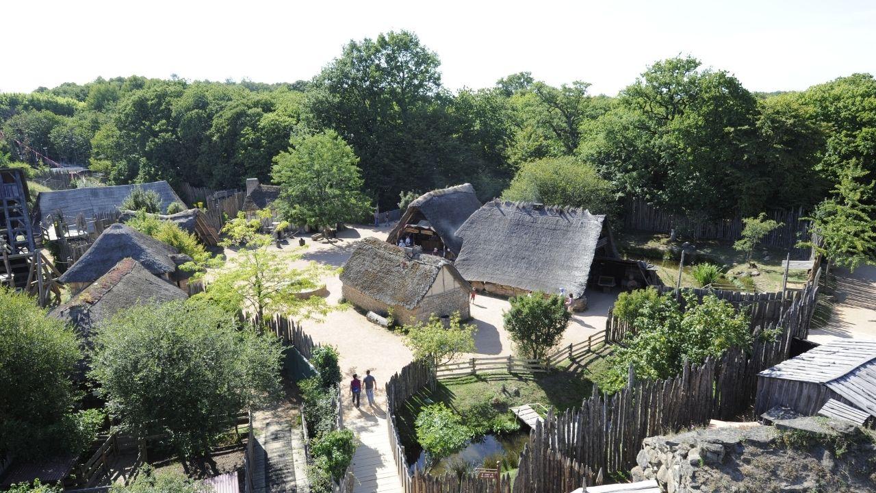 Hameau VIIIe - XIe siècle