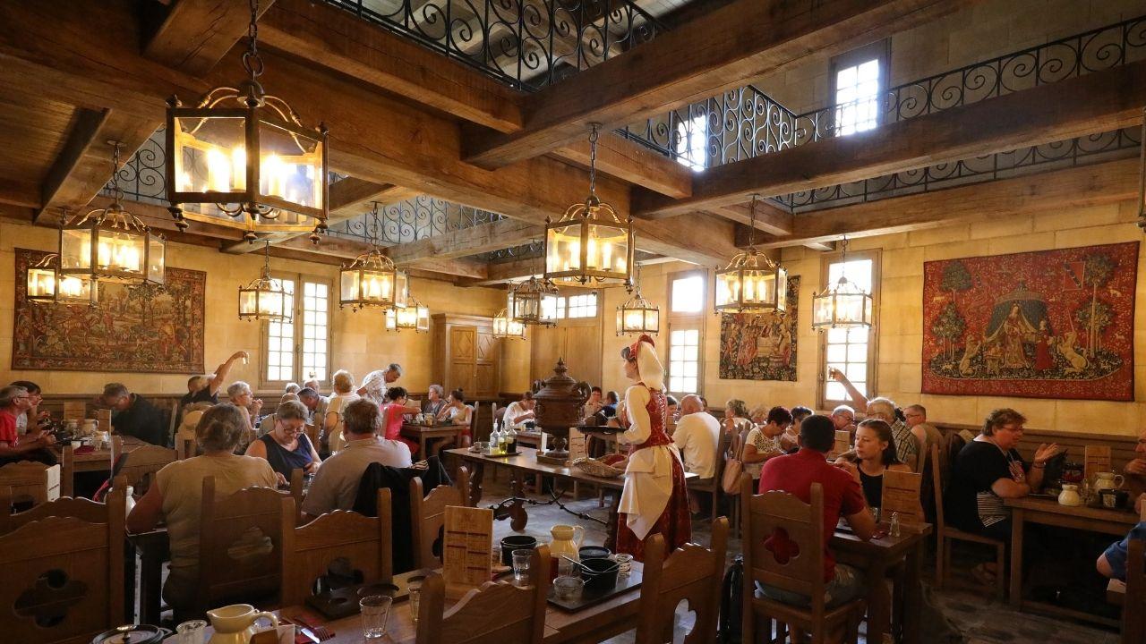 Taverne du XVIe