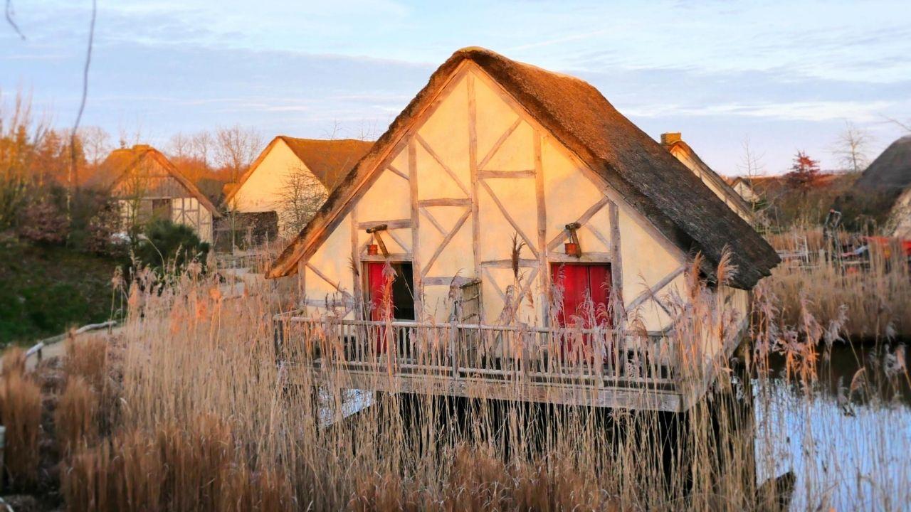Village sur Pilotis