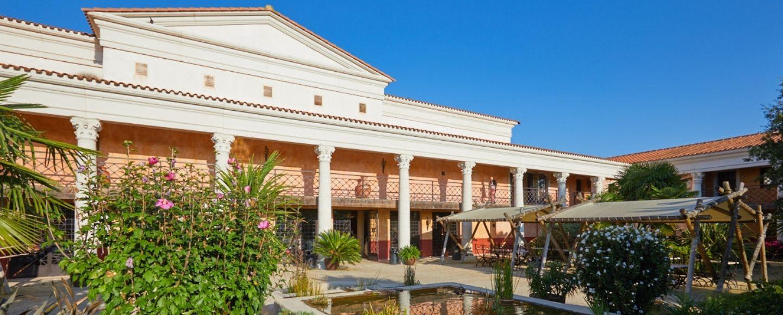 Villa Gallo-Romaine