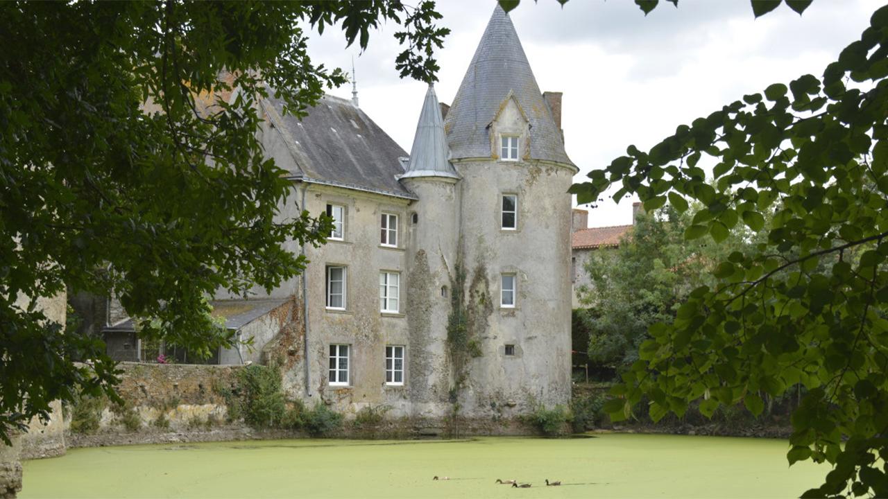 Château XIIIème et XVème siècles