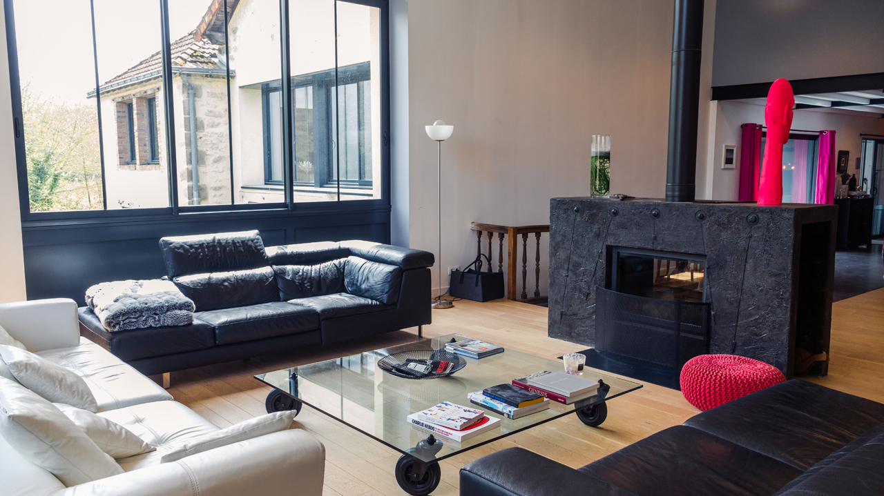 salon Gite Epique Studio Puy du Fou Production