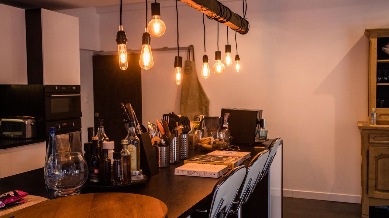 luminaire salle à manger epique studio