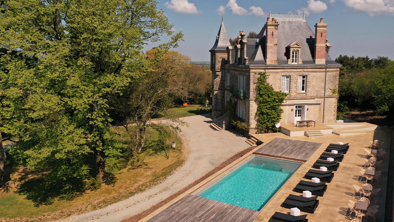 Château XIXème siècle
