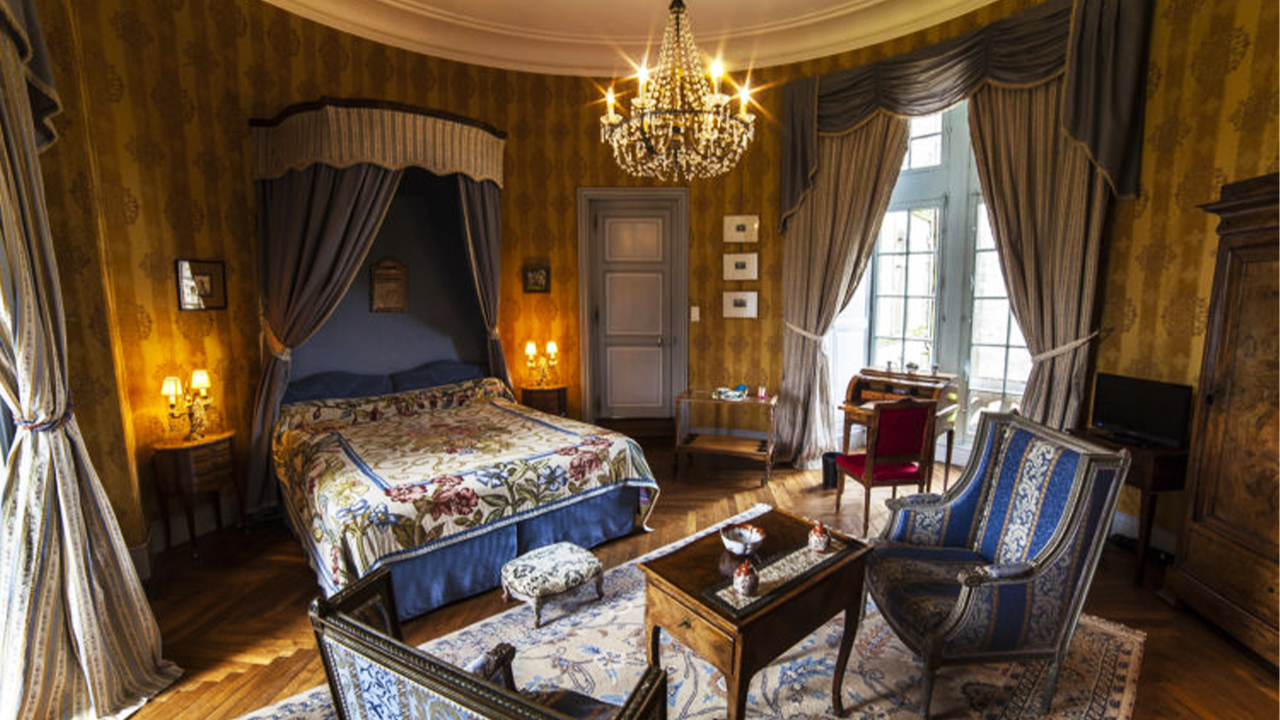 Intérieur Château Renaissance