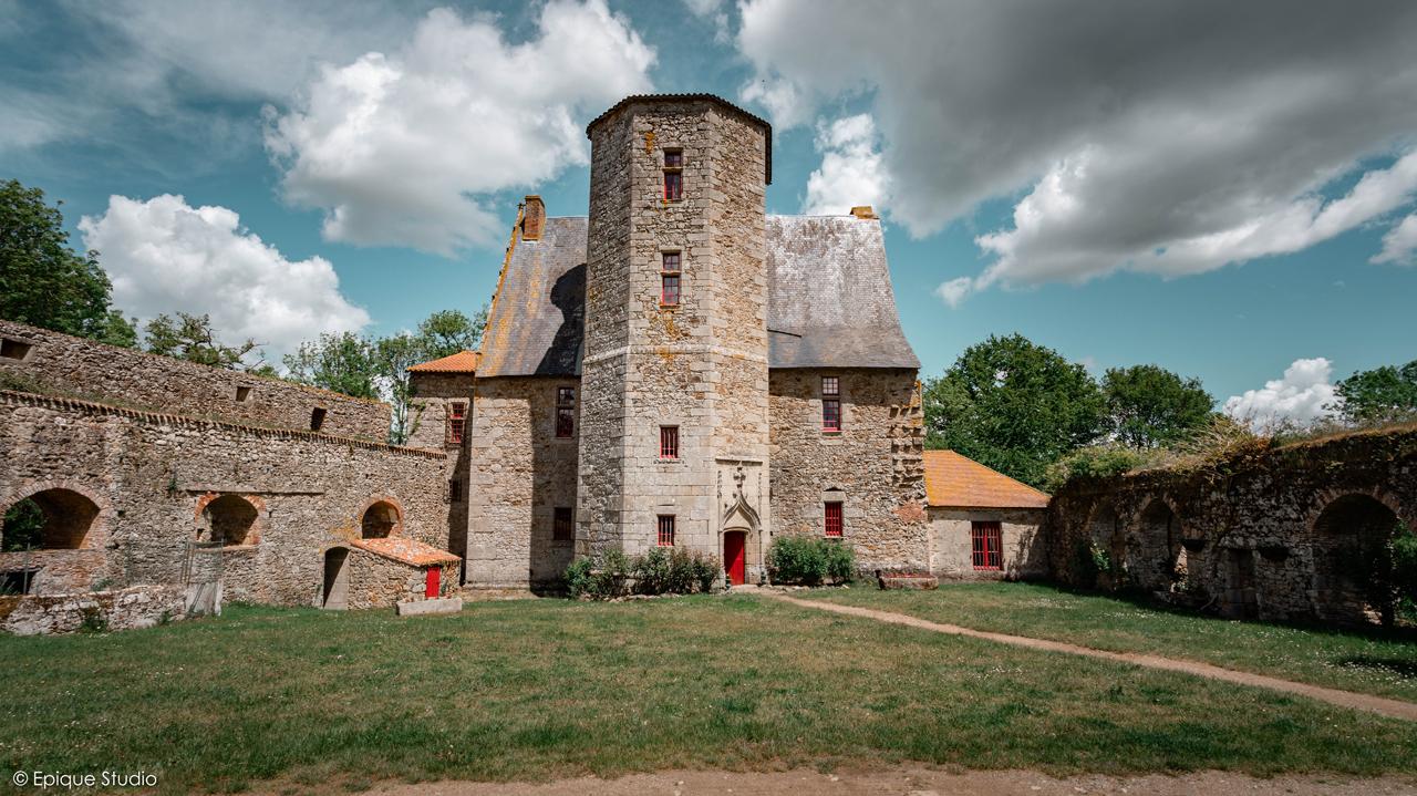 Château XVème siècle