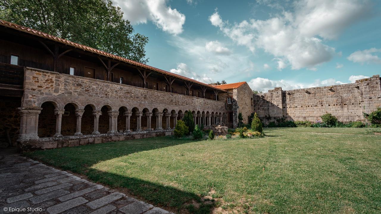 Abbaye & Ruines