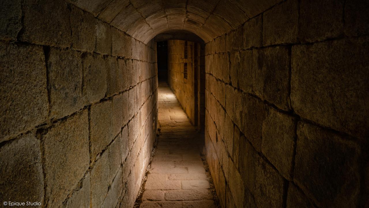 Escaliers & Souterrains