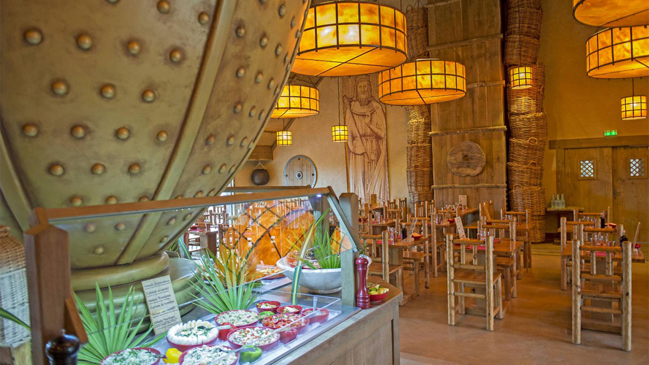 The Banquet of Meroveta