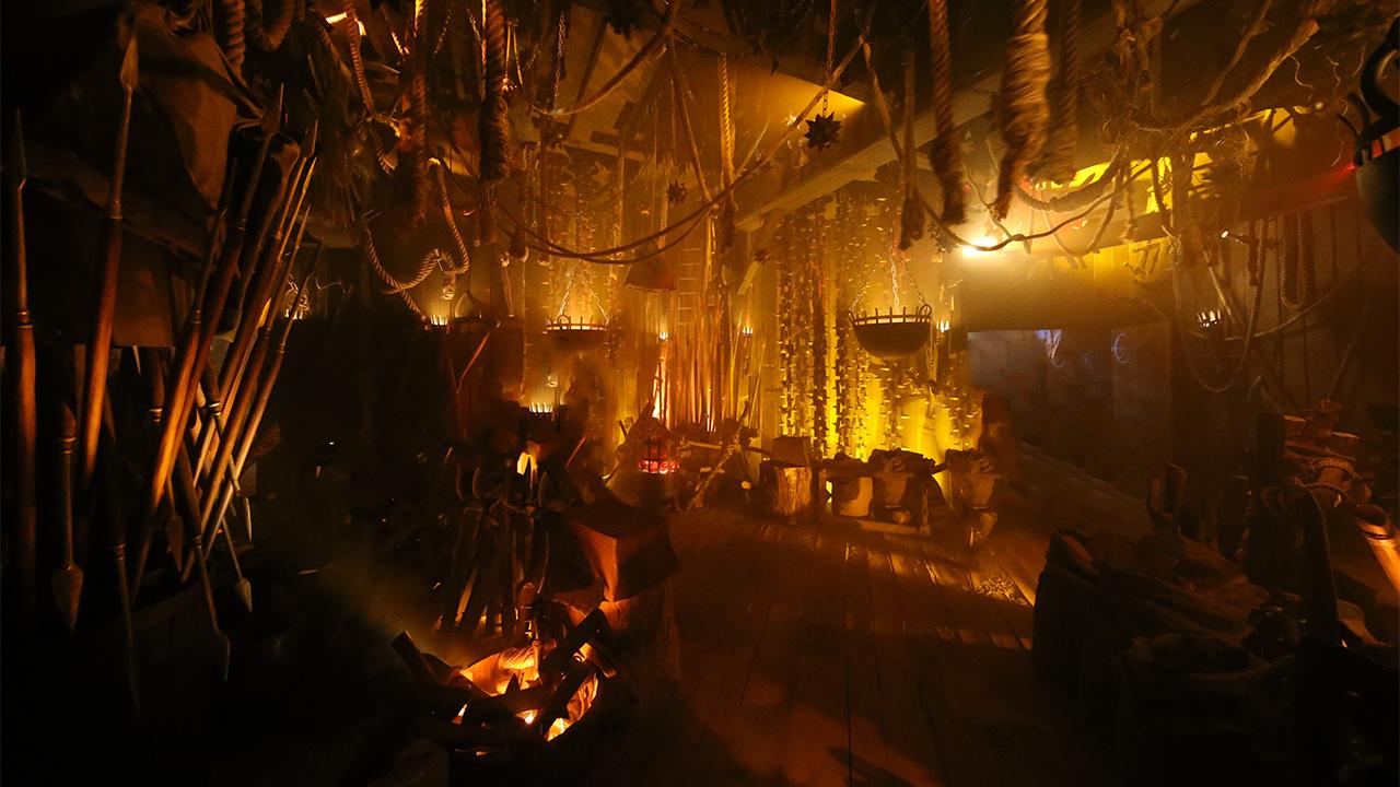Grottes et cavernes fantastiques