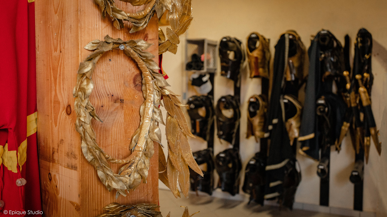 Accessories & Costumes Antiquity