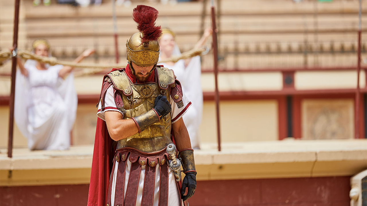 Costumes Antiquité
