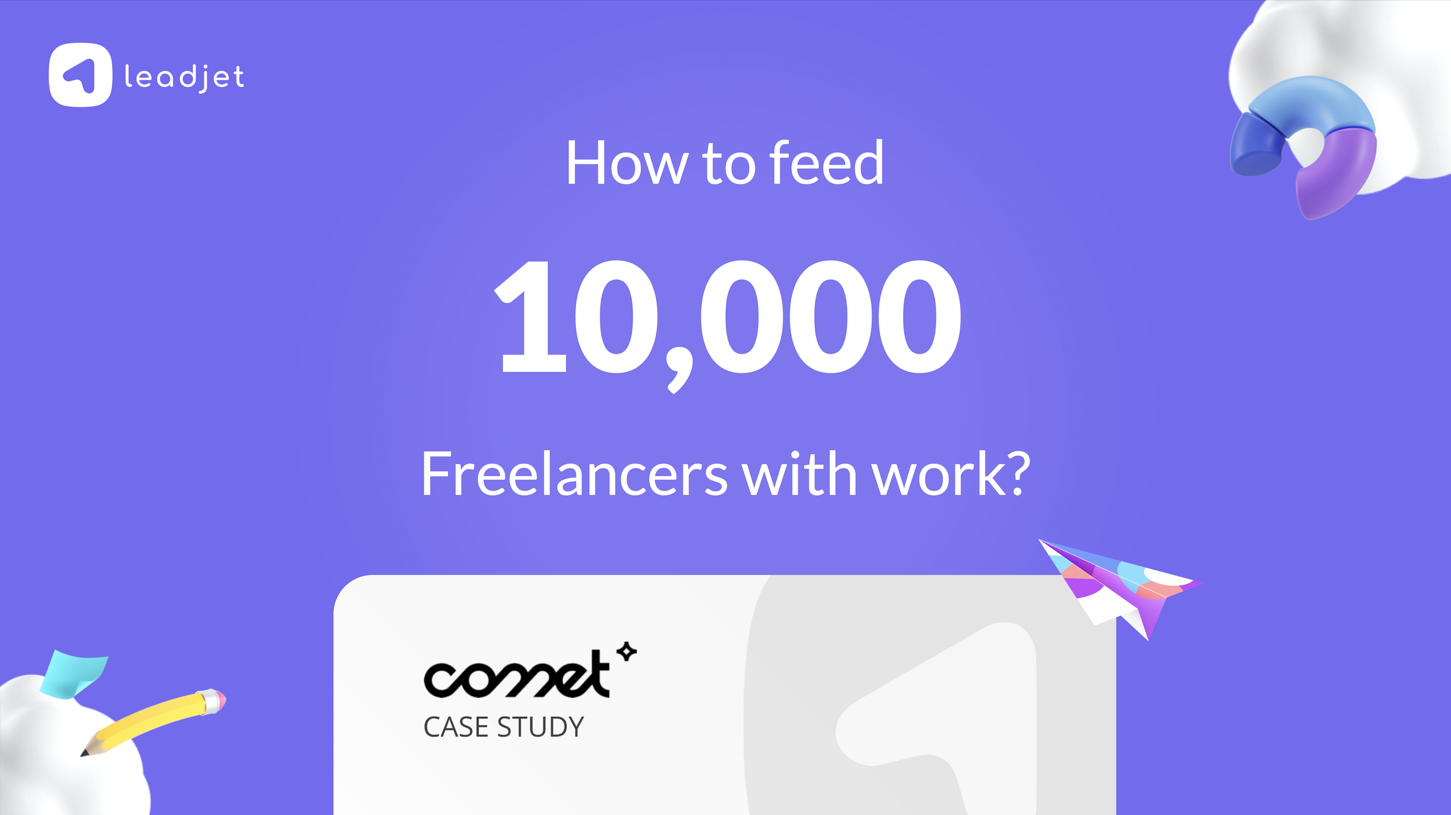 How Comet improved their sales workflow & captured prospects on LinkedIn