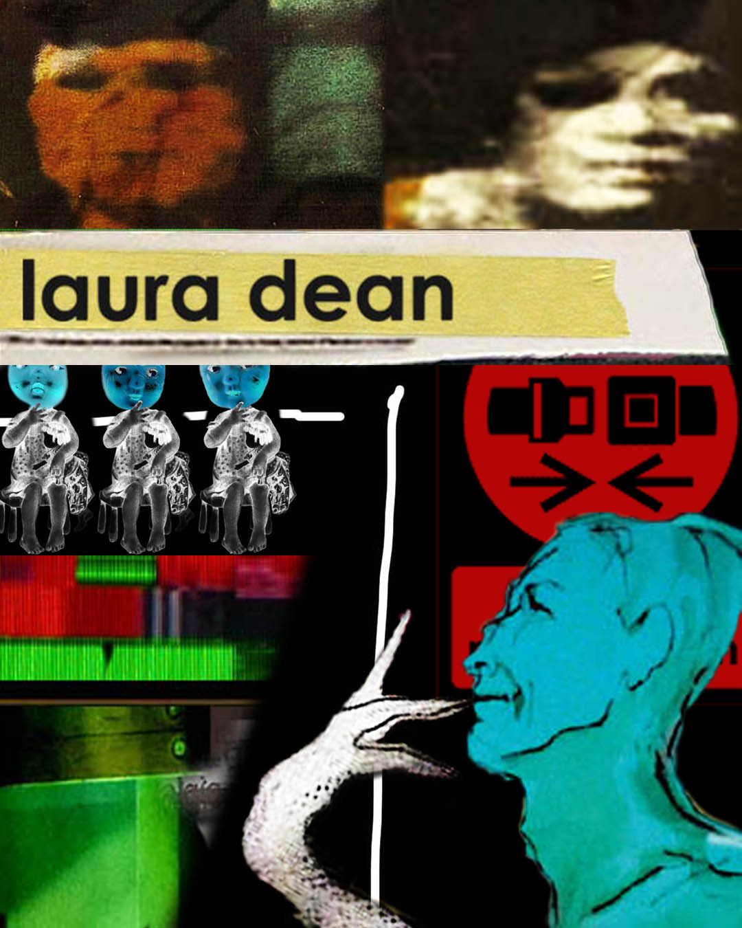 Laura Dean Mobile Banner