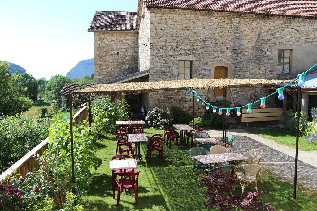 Terrasse Café Brochier