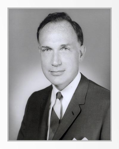 Older image of Daniel F. Evans.
