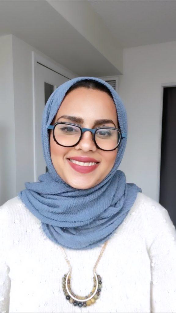 sarah ahmed headshot