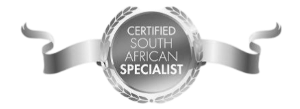 Certified South Africa specialist