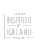 Certified Inspired by island specialist logo