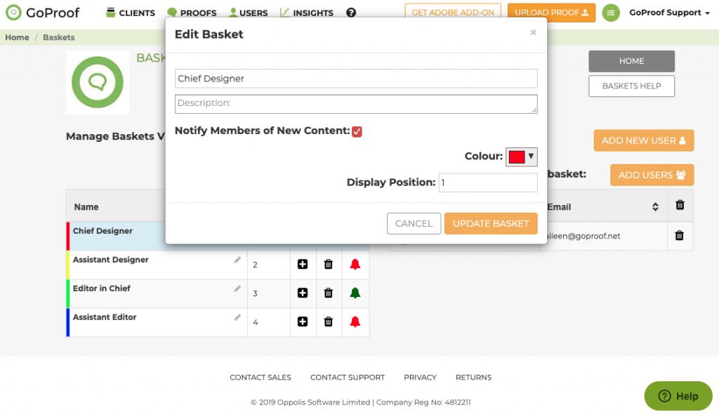 GoCopy Notify Member of New Content