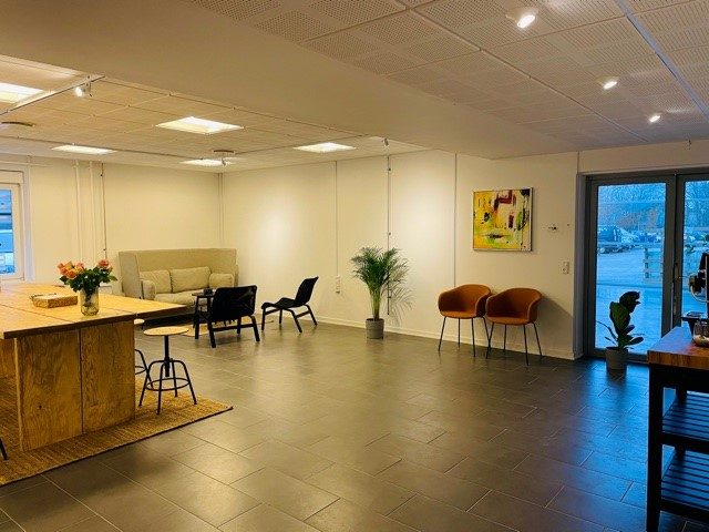 Nye kontorlokaler