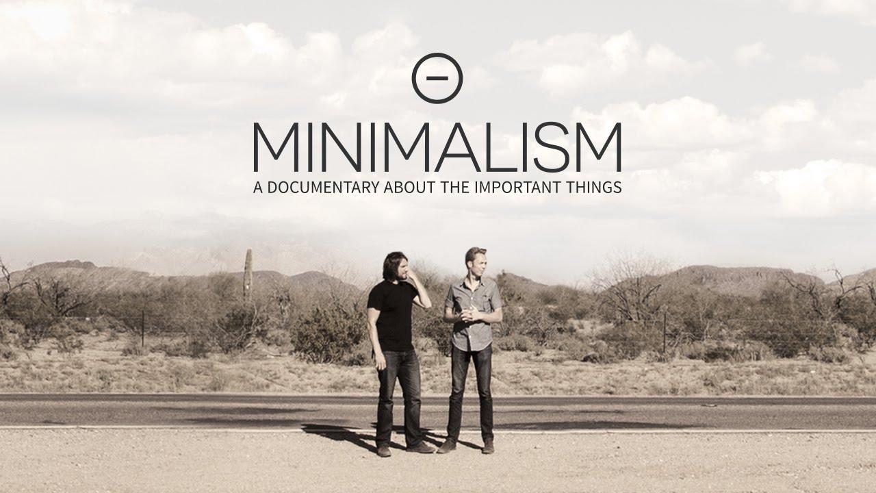 Minimalism – מינימליזם - עסקים מבוססי שליחות