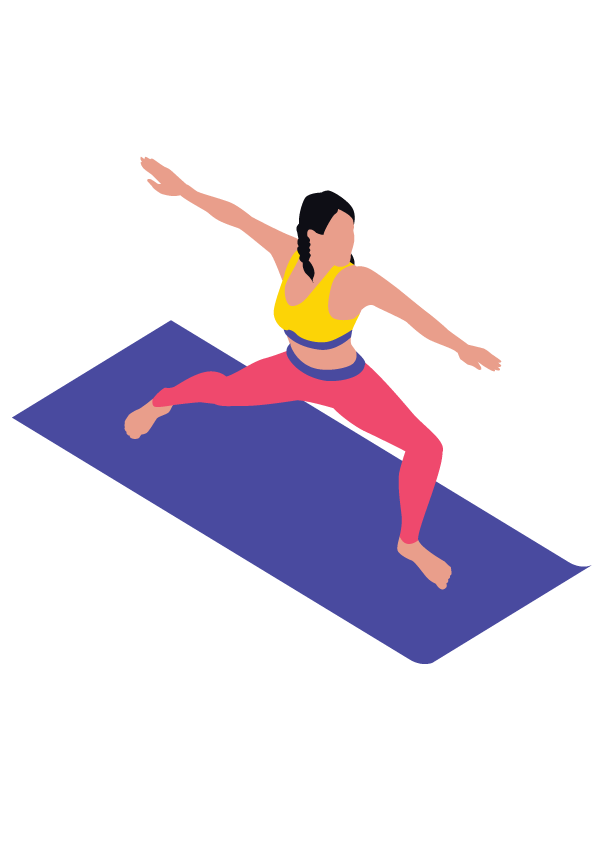 Yoga virtual studio