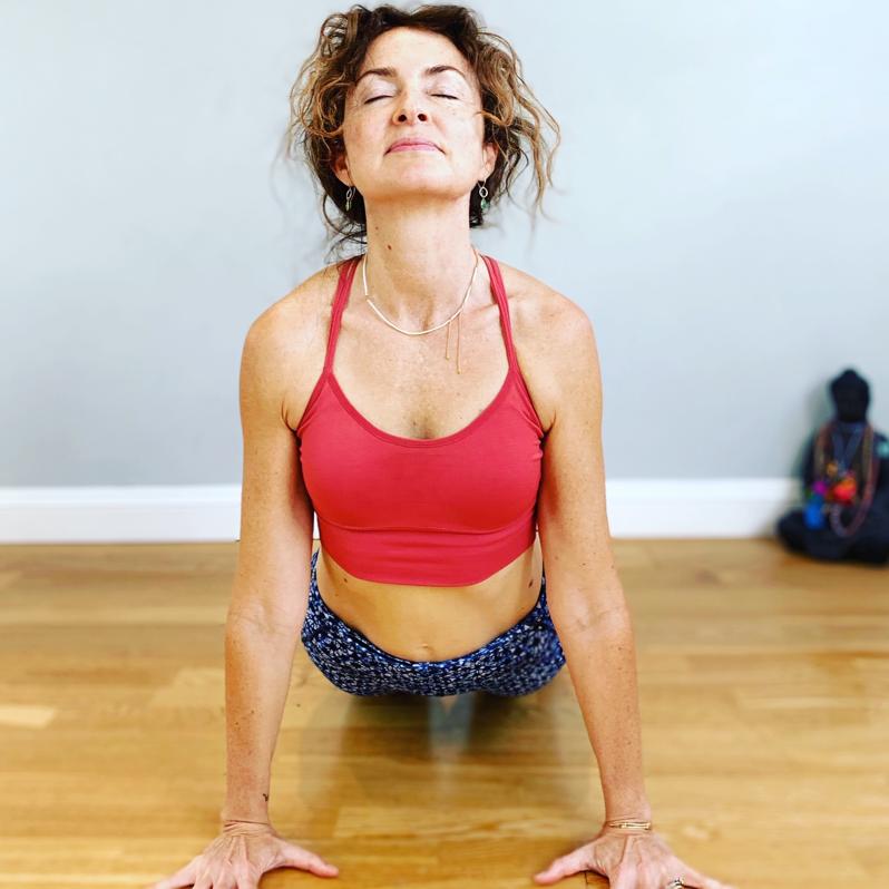 Gimnasio de yoga en línea